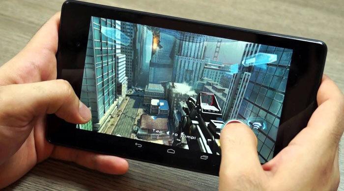 Tận dụng sức mạnh của NVIDIA Tegra 3 từ máy tính bảng Nexus