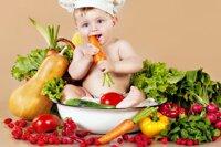22 rau củ quả cho bé ăn dặm ngon bổ giàu dinh dưỡng và chất xơ nhất
