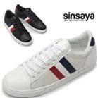 Giày sneaker nam 2 vạch trẻ trung