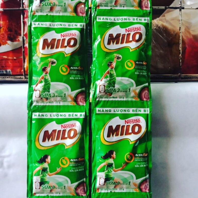 Sữa bột Milo