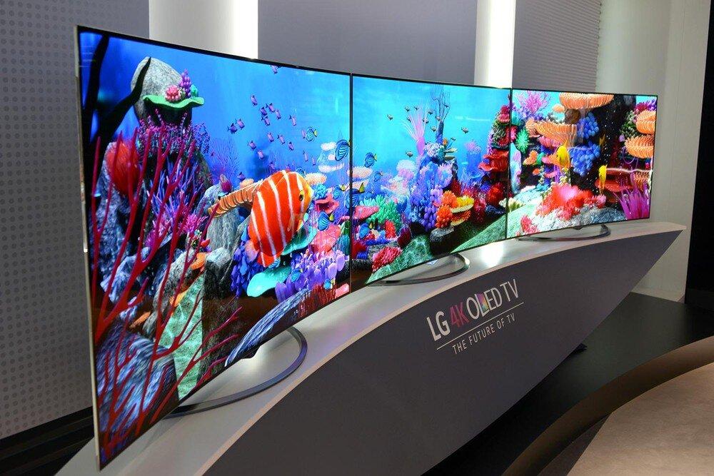 Công nghệ OLED TV