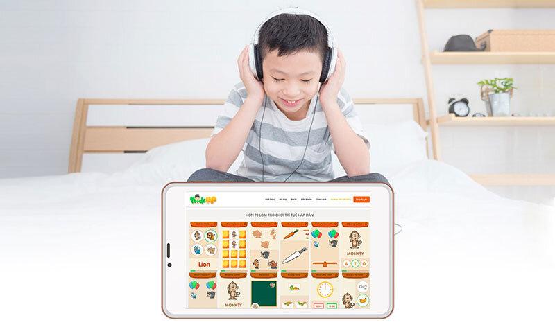 Nên cho trẻ sử dụng máy tính bảng như thế nào.
