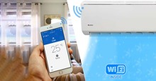 Hướng dẫn điều khiển điều hòa Gree Wifi bằng smartphone