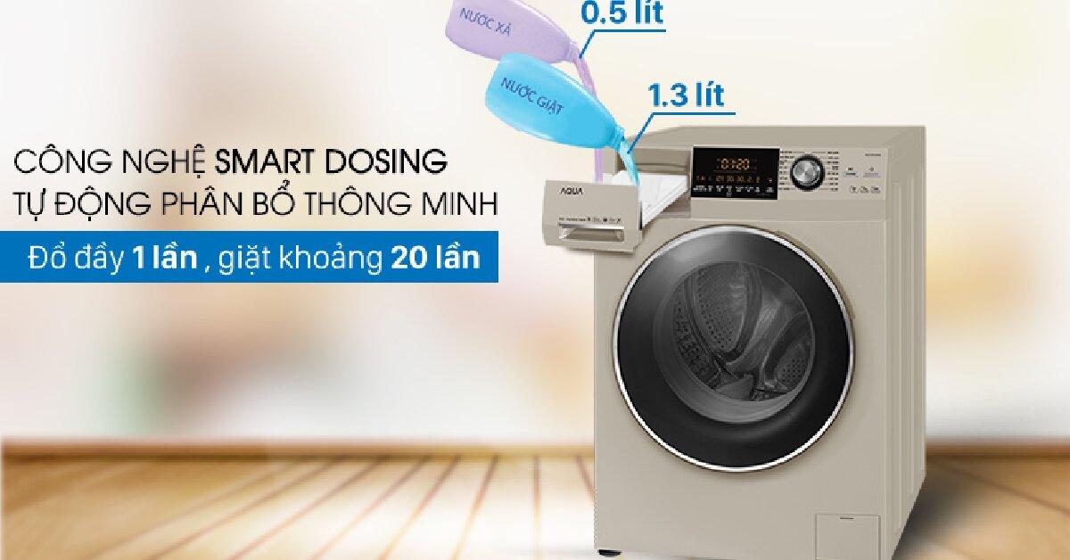 Top 3 máy giặt Aqua bạn không thể bỏ qua