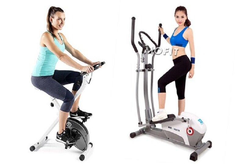 Máy tập thể dục của thương hiệu Mofit
