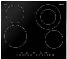 Đánh giá bếp điện từ Baumatic BHC606SS: Công suất cao, tiện dụng với nhiều vùng nấu