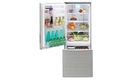 Tủ lạnh Sharp SJ-BW30DV (SL/ BK) - 290 lít, 2 cửa