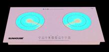 3 phân khúc bếp hồng ngoại chủ yếu của Sunhouse