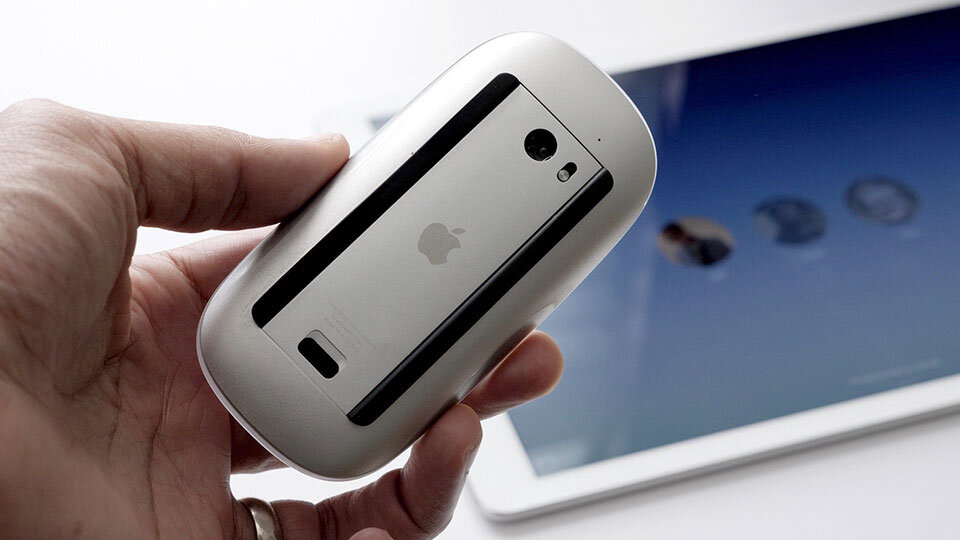 Kết nối chuột Bluetooth với iPad chưa bao giờ dễ dàng đến thế