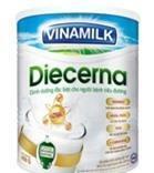 Sữa bột Dielac Diecerna - hộp 400g (hộp thiếc dùng cho người bị bệnh đái tháo đường, người ốm)