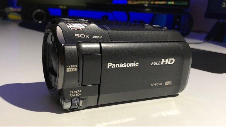 máy quay livestream