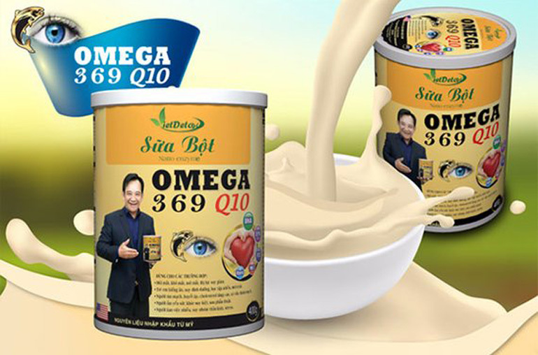Sữa Omega 369 được nhà sản xuất quảng cáo có rất nhiều công dụng tốt cho sức khở.