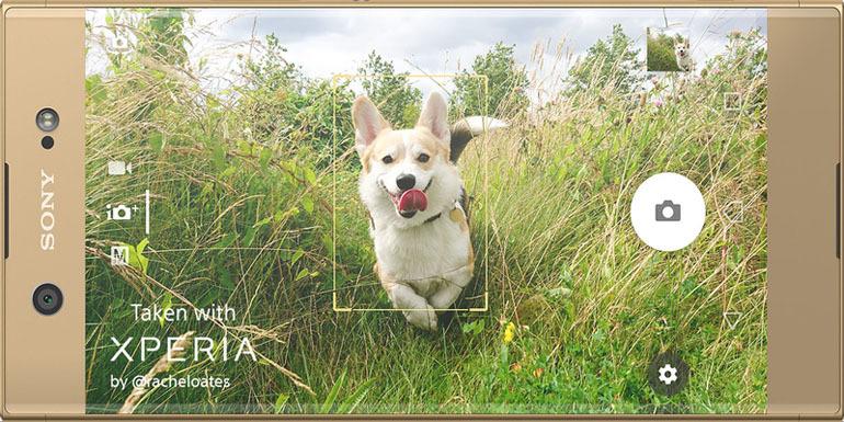 Xperia XA1 Ultra tự hào sở hữu camera sau 23 MPXperia XA1 Ultra tự hào sở hữu camera sau 23 MP