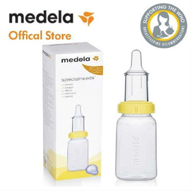 Bình sữa Medela cho trẻ hở hàm ếch