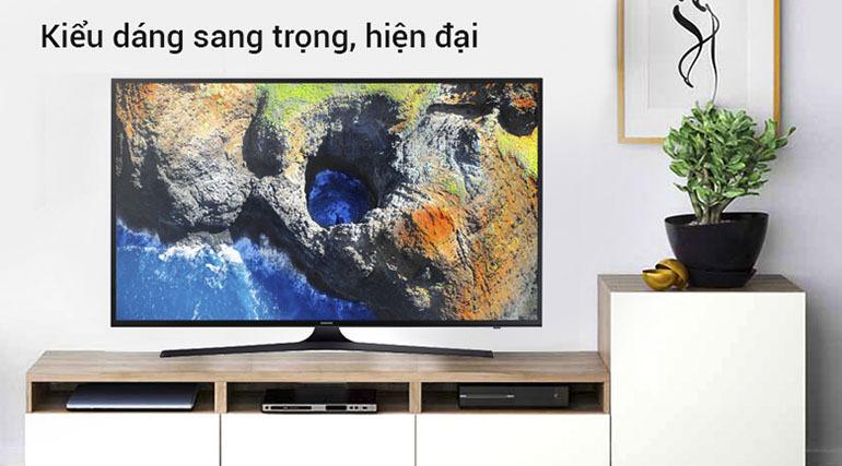 Smart Tivi Samsung 4K UA50MU6153