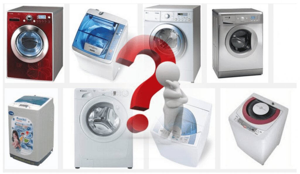 Nên chọn máy giặt cửa trên hay cửa ngang cho gia đình bạn? (Nguồn: thosuadientudienlanh.com)