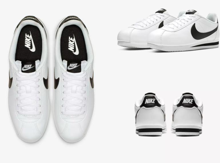 Giày Nike Cortez chính hãng - Giá tham khảo 101,06$