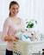 Máy giặt Panasonic NA-F90B3/F90B3HRV: Máy giặt tiết kiệm điện