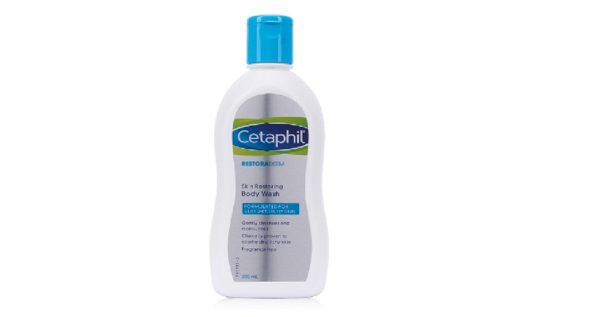 Sữa tắm Cetaphil cho người lớn là loại nào? Giá bao nhiêu?