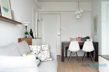 Khéo léo trong việc thiết kế nội thất giúp nới rộng không gian sống