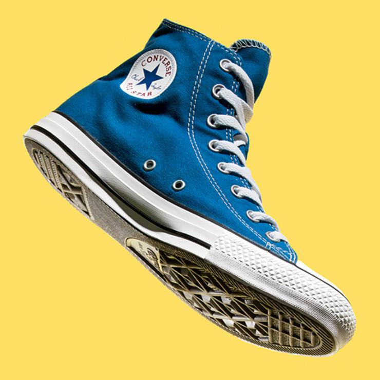 Classic Chucks vẫn là một trong những mẫu giày đứng đầu trong sự lựa chọn  tốt nhất dành cho môn nâng tạ. Phần đế giày mỏng và phần cổ giày bảo vệ ...