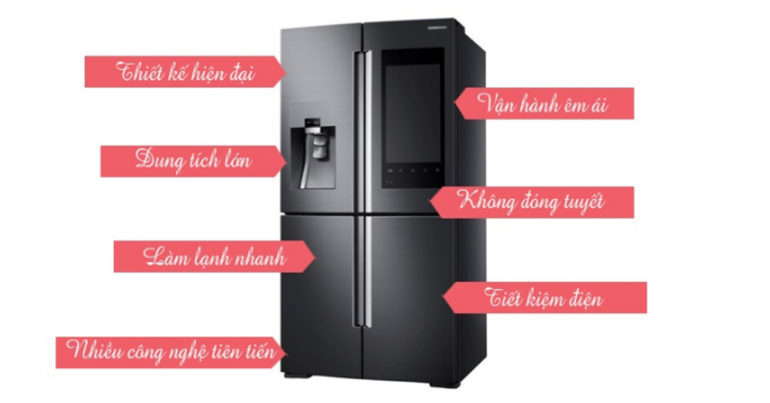 Kinh nghiệm chọn mua tủ lạnh inverter cho mọi gia đình