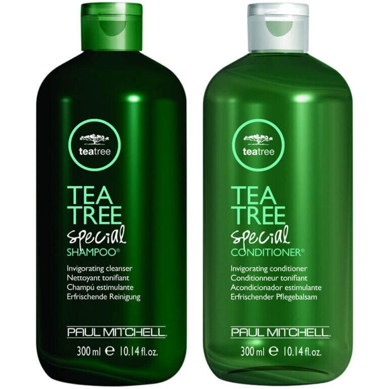 Dầu gội Paul Mitchell Tea Tree Special shampoo của Mỹ - Giá tham khảo khoảng 520.000 vnđ/ chai 300ml