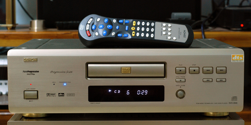 Đầu DVD