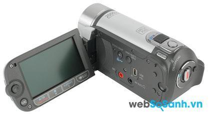 máy quay Canon
