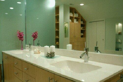 3 bước để có một phòng tắm sạch