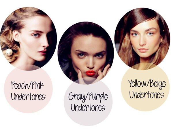 3 bước xác định làn da để chọn được màu kem nền phù hợp nhất