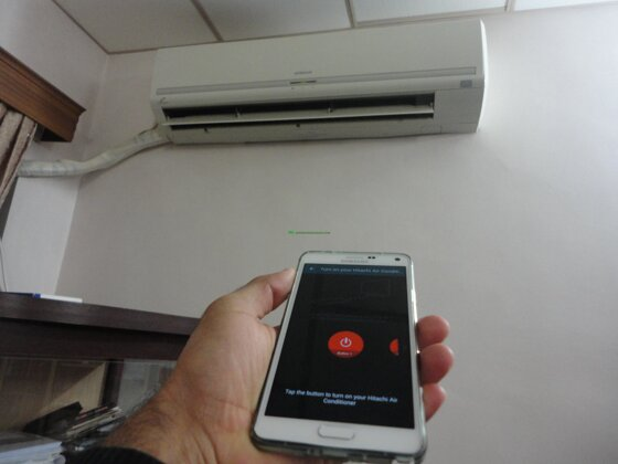 3 cách bật điều hòa nhiệt độ không dùng điều khiển từ xa