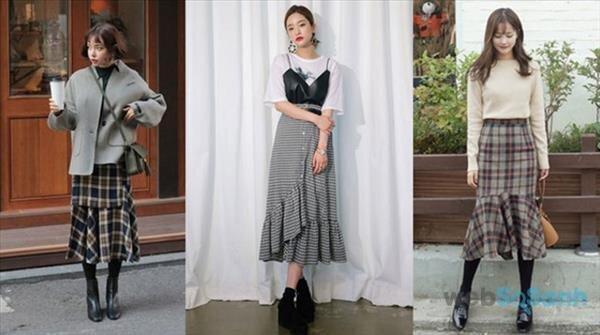 """3 cách chọn váy đuôi cá chuẩn """"cứu vãn"""" cho """"bánh bèo"""" đầy mê hoặc trong mùa đông"""