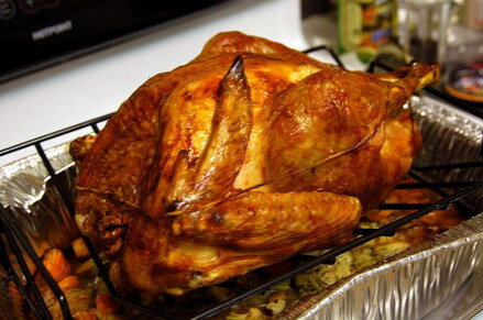 3 cách làm gà tây giáng sinh cực ngon