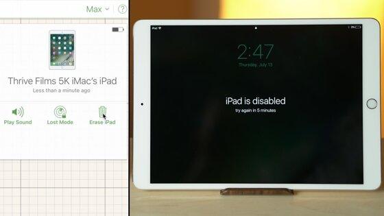 3 cách mở Ipad bị vô hiệu hóa và 6 lưu ý cài đặt mật khẩu an toàn