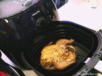 3 cách nướng vịt bằng nồi chiên không dầu thơm ngon không bị khô