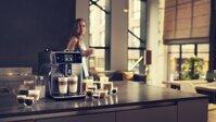 3 cách pha cafe bằng máy làm loại Espresso, Capuchino, Sữa đá ngon