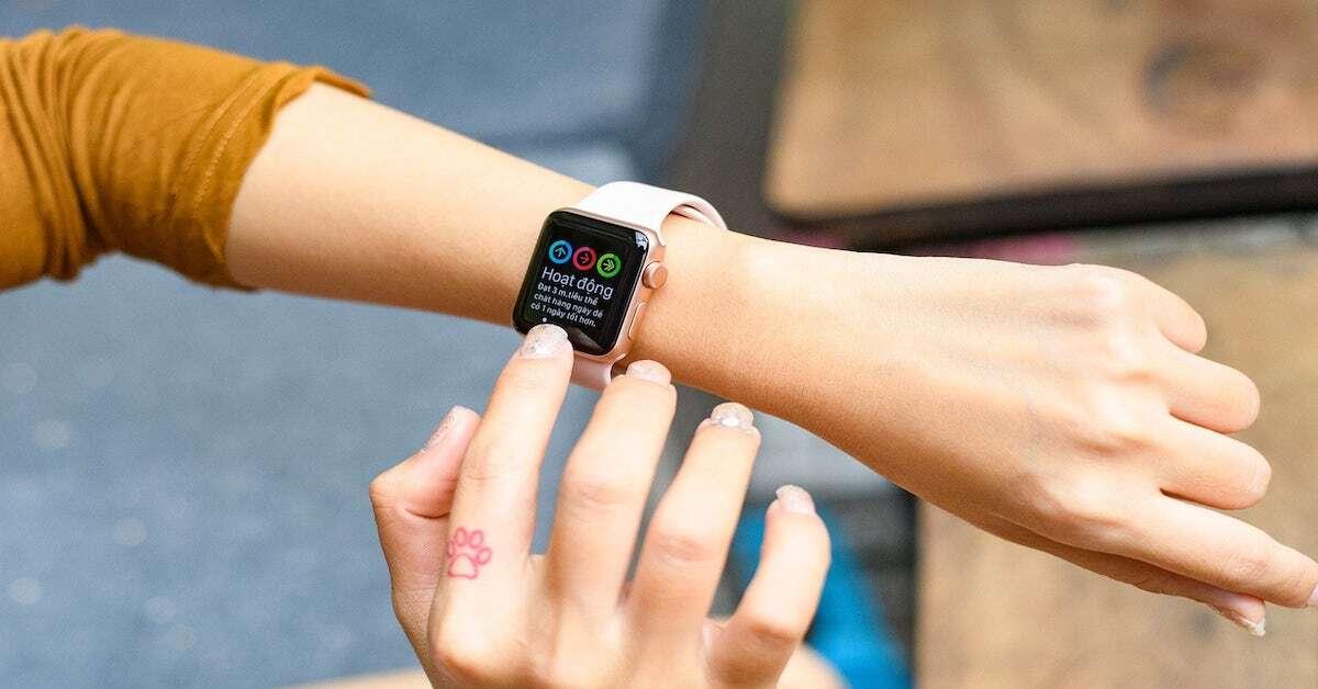 3 cách sử dụng đồng hồ thông minh Apple Watch Series 3 một cách đơn giản