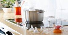 3 cách tiệt trùng bình sữa đảm bảo vệ sinh khi cho bé bú bình