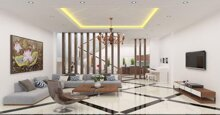 3 cách trang trí nội thất phòng khách nhà ống cực đẹp không phải ai cũng biết