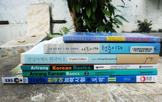 3 Cuốn sách tự học tiếng Hàn đáng giá 5 sao