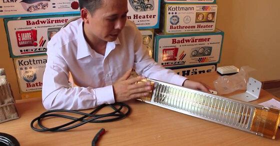 3 đèn sưởi Heizen sưởi ấm hiệu quả được yêu thích 2019