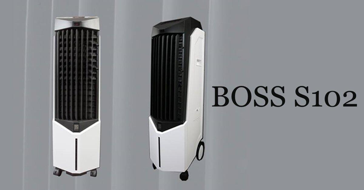 3 điểm cộng đáng tiền của quạt điều hòa Boss S102