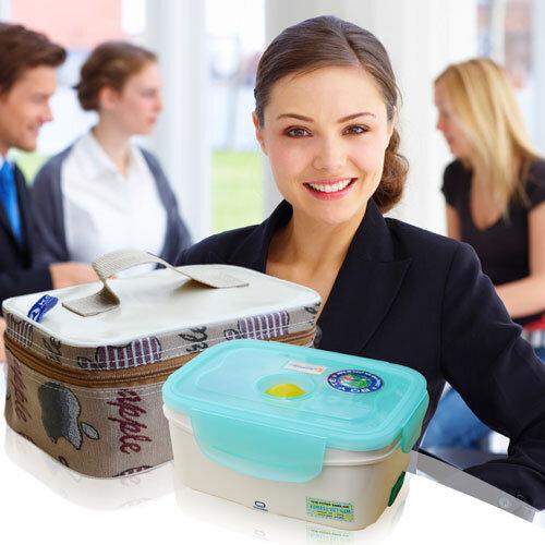 3 điều cần lưu ý khi chọn mua hộp cơm hâm nóng