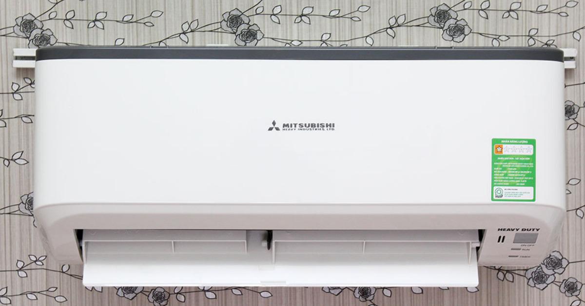 3 dòng điều hòa Mitsubishi Electric 9000btu 1 chiều nên mua 2021