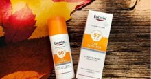 3 Dòng kem chống nắng Eucerin nhất định phải sử dụng trong mùa hè này