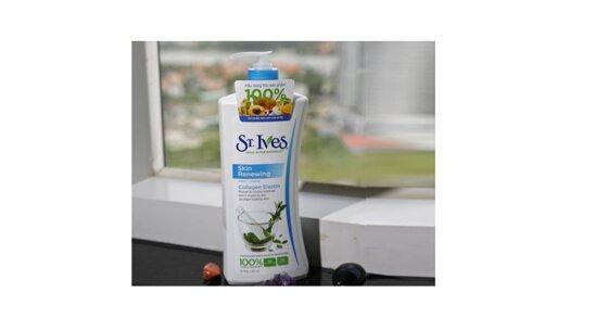 3 dòng sữa dưỡng thể St.Ives dành cho ban ngày với mùi hương trái cây thơm mát