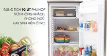 3 dòng tủ lạnh mini bán chạy nhất dịp Tết 2019