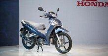 3 dòng xe máy số Honda giá rẻ, tiết kiệm xăng trên thị trường 2019