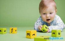 3 giai đoạn giúp trẻ 12 – 24 tháng tuổi phát triển ngôn ngữ theo phương pháp Montessori